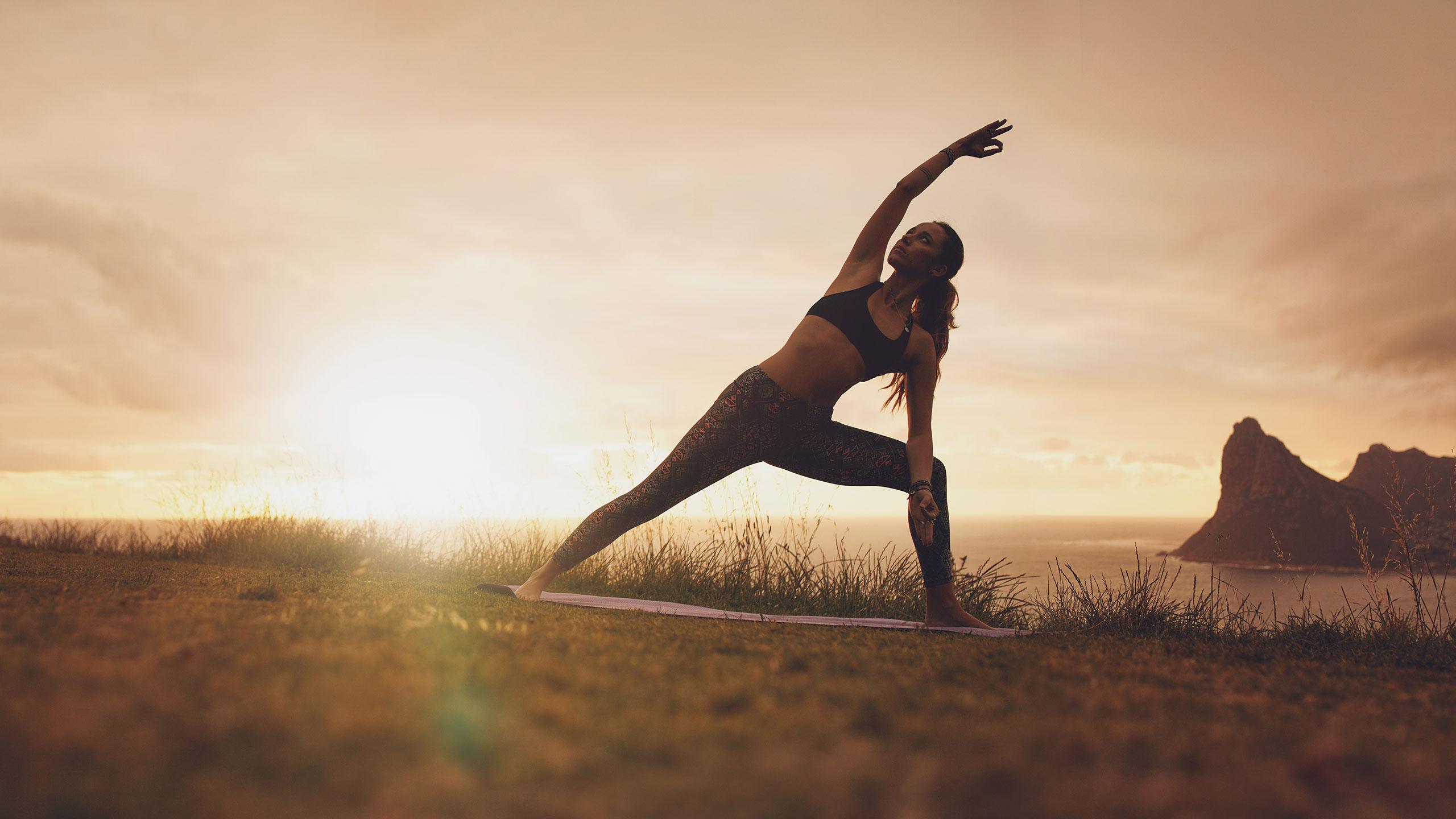 Yoga – Treinar comprometimento sem expetativas