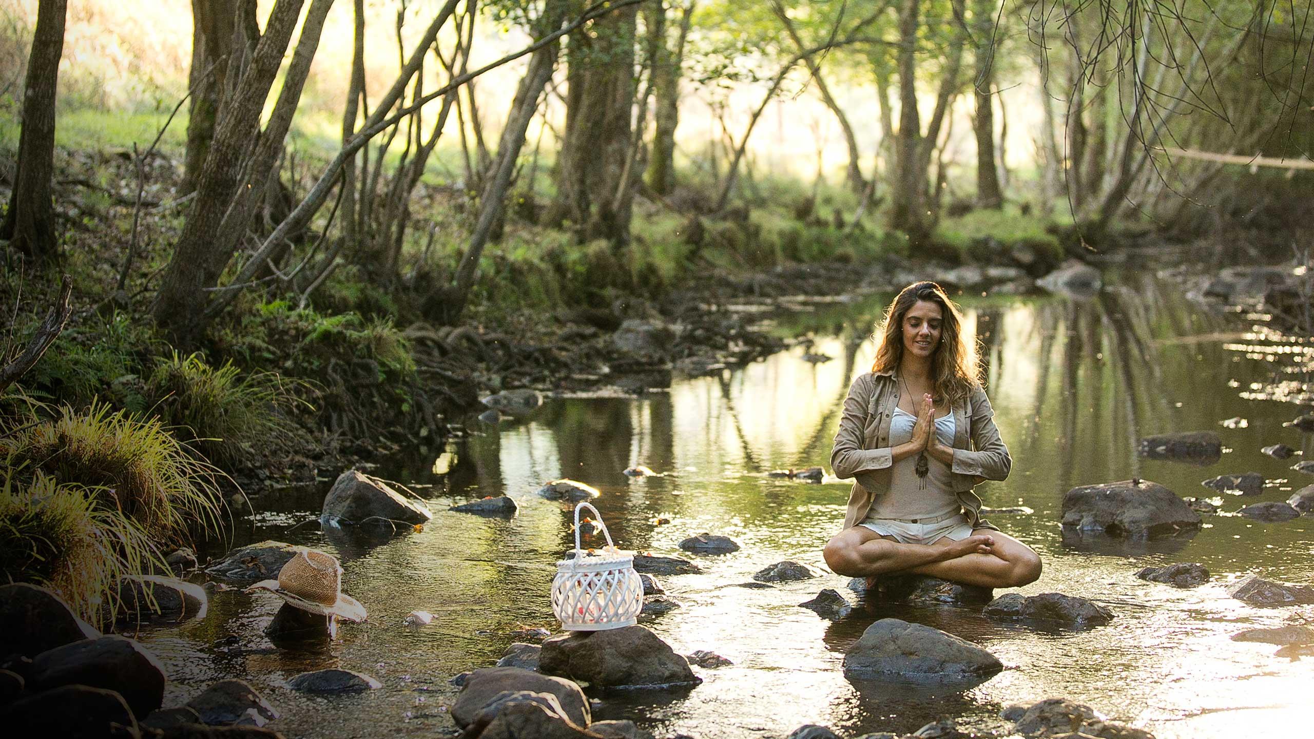 Exercício para despertar a consciência